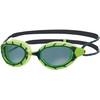 Zoggs Predator Polarized Okulary pływackie zielony